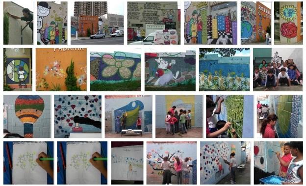 Projeto Pintura Mural